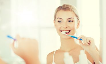 Anwendungsstudie mit einer elektrischen Zahnbürste